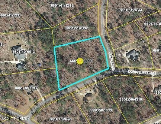 Lot 38 Bay View & Harbour View Drive, Chocowinity, NC 27817 (MLS #100056701) :: Vance Young and Associates