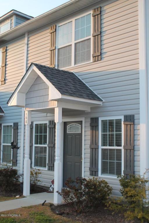108 Parrot Landing Drive, Hubert, NC 28539 (MLS #100057072) :: Century 21 Sweyer & Associates
