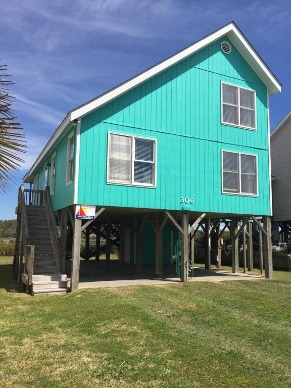 306 Sand Dune Lane, Holden Beach, NC 28462 (MLS #100057532) :: Century 21 Sweyer & Associates