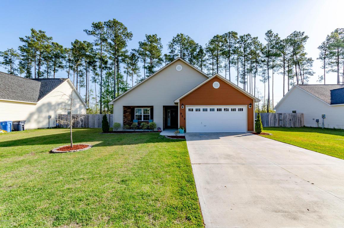 711 Savannah Drive, Jacksonville, NC 28546 (MLS #100058482) :: Courtney Carter Homes