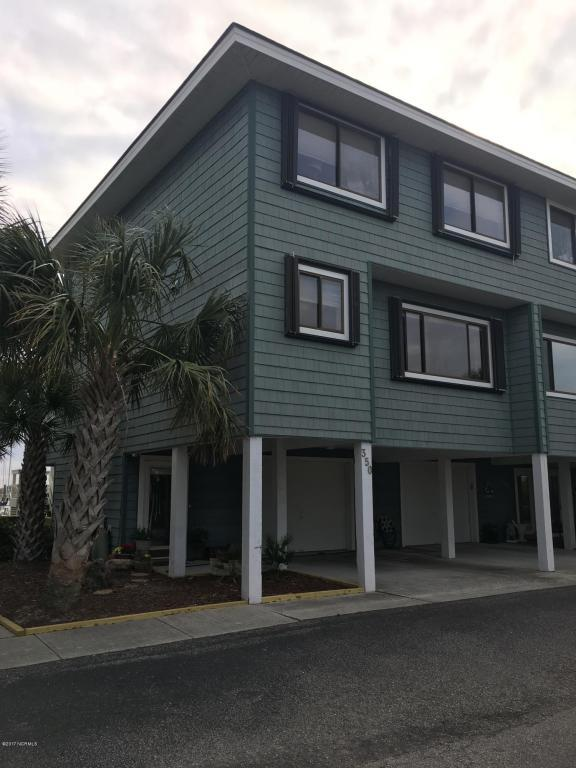 350 Causeway Drive, Wrightsville Beach, NC 28480 (MLS #100058526) :: David Cummings Real Estate Team
