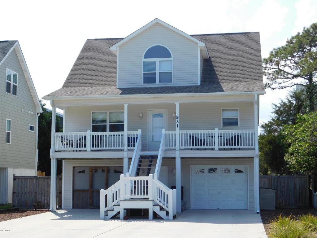 931 Salt Water Lane, Carolina Beach, NC 28428 (MLS #100058881) :: Century 21 Sweyer & Associates