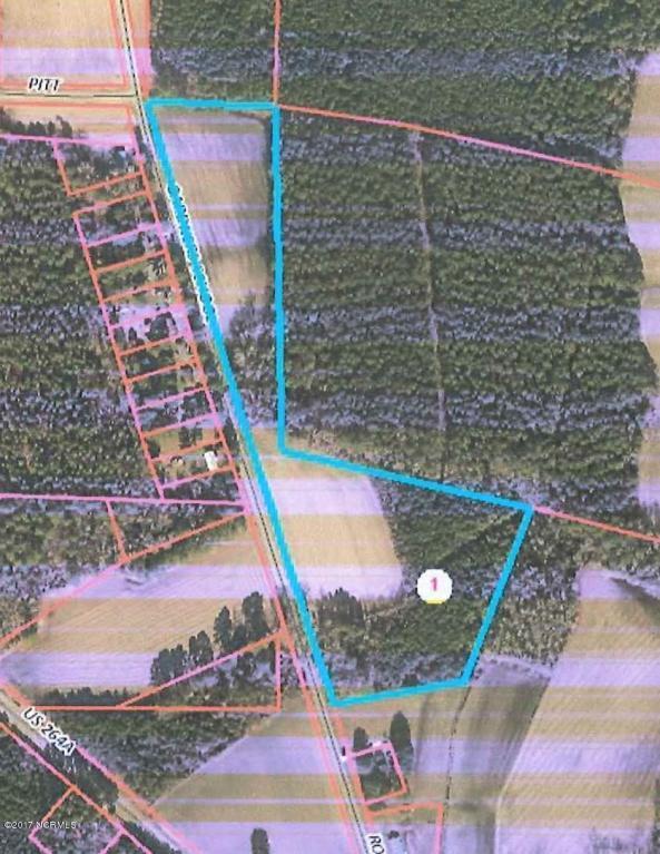 0 Gardners School Road, Saratoga, NC 27873 (MLS #100058976) :: Century 21 Sweyer & Associates