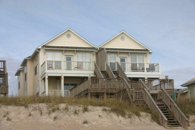 1134 S Shore Drive B, Surf City, NC 28445 (MLS #100059804) :: Century 21 Sweyer & Associates