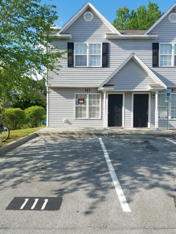 111 Cornerstone Place, Jacksonville, NC 28540 (MLS #100059808) :: Century 21 Sweyer & Associates