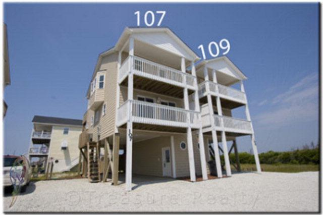 107 Volusia Drive, North Topsail Beach, NC 28460 (MLS #100060038) :: Century 21 Sweyer & Associates