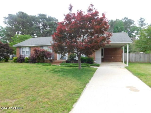 3736 Terrace Drive NE, Elm City, NC 27822 (MLS #100060450) :: Century 21 Sweyer & Associates