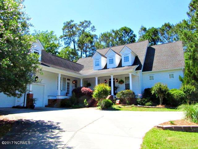 809 Winged Foot Lane, Wilmington, NC 28411 (MLS #100061009) :: Century 21 Sweyer & Associates