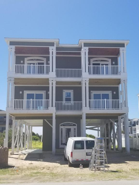 283 Brunswick Avenue W, Holden Beach, NC 28462 (MLS #100061759) :: Century 21 Sweyer & Associates