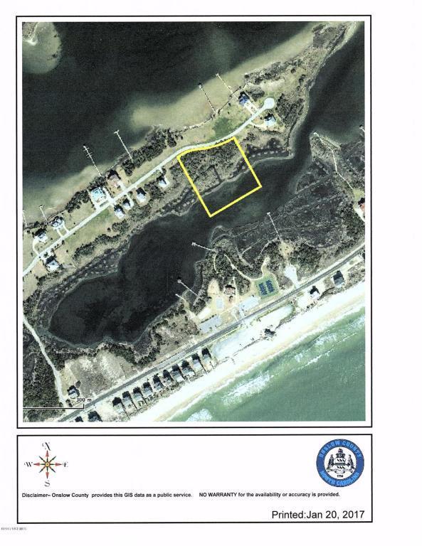 Lot # 13 Osprey Drive, North Topsail Beach, NC 28460 (MLS #100061919) :: Century 21 Sweyer & Associates
