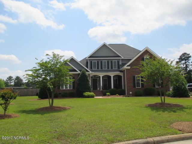 297 Foxcroft Lane, Winterville, NC 28590 (MLS #100062449) :: Century 21 Sweyer & Associates