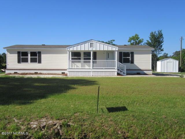 154 Piver Road, Beaufort, NC 28516 (MLS #100062802) :: Century 21 Sweyer & Associates