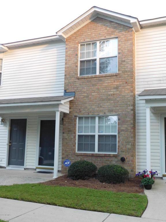 4203 Elkin Ridge Drive Unit F, Greenville, NC 27858 (MLS #100063003) :: Century 21 Sweyer & Associates