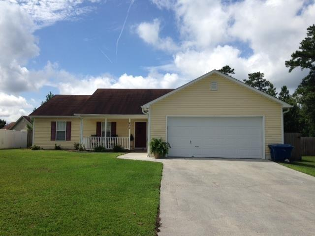 205 N Stephanie Court, Jacksonville, NC 28540 (MLS #100063172) :: Century 21 Sweyer & Associates