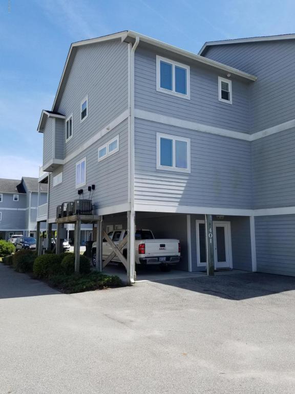 401 Sandpiper Lane, Surf City, NC 28445 (MLS #100063640) :: Century 21 Sweyer & Associates