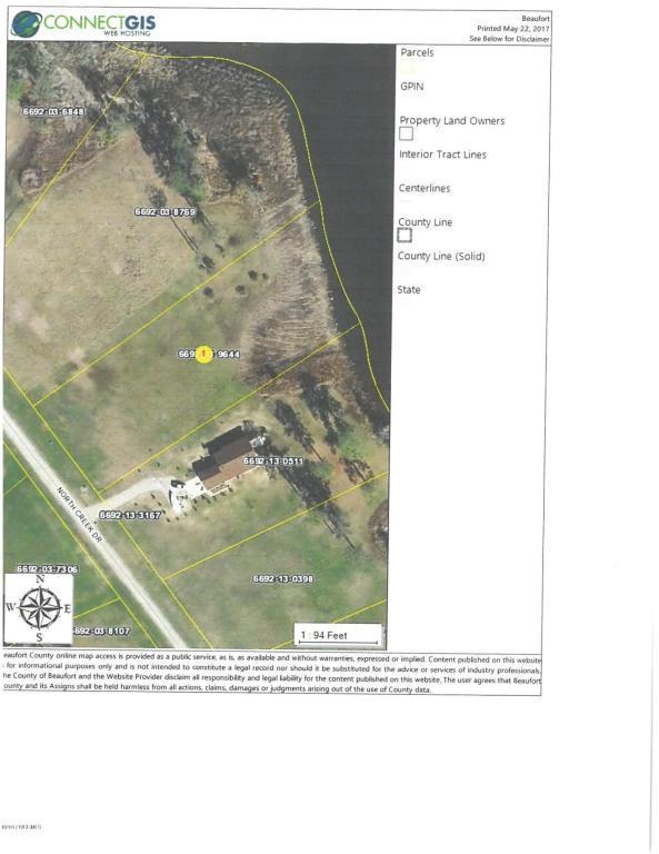 Lot 9 N Creek Drive, Belhaven, NC 27810 (MLS #100063642) :: Century 21 Sweyer & Associates
