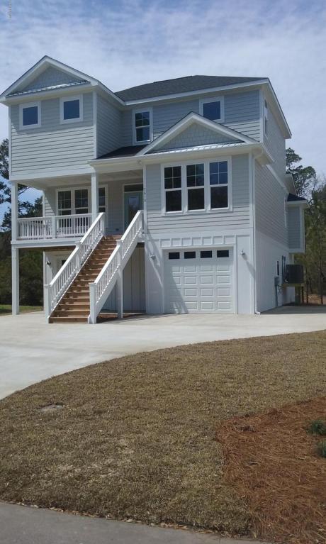 901 Saltspray Lane, Wilmington, NC 28409 (MLS #100063693) :: Century 21 Sweyer & Associates