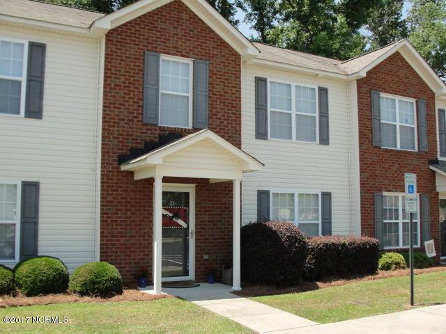 4182 Dudleys Grant Drive D, Winterville, NC 28590 (MLS #100063817) :: Century 21 Sweyer & Associates