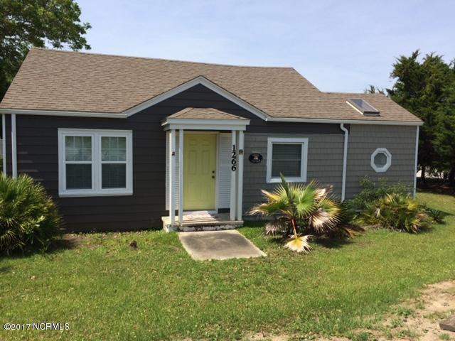 1266 Salter Path Road, Indian Beach, NC 28512 (MLS #100065167) :: Century 21 Sweyer & Associates