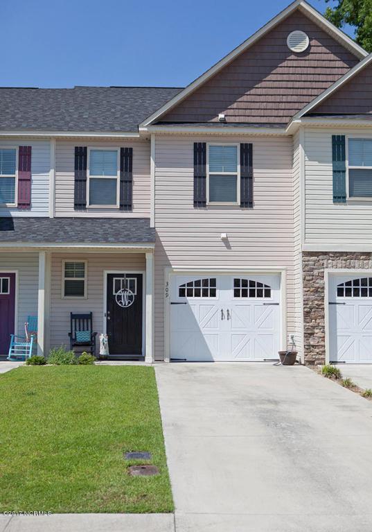 309 Winstead Loop Road, Richlands, NC 28574 (MLS #100065404) :: Century 21 Sweyer & Associates