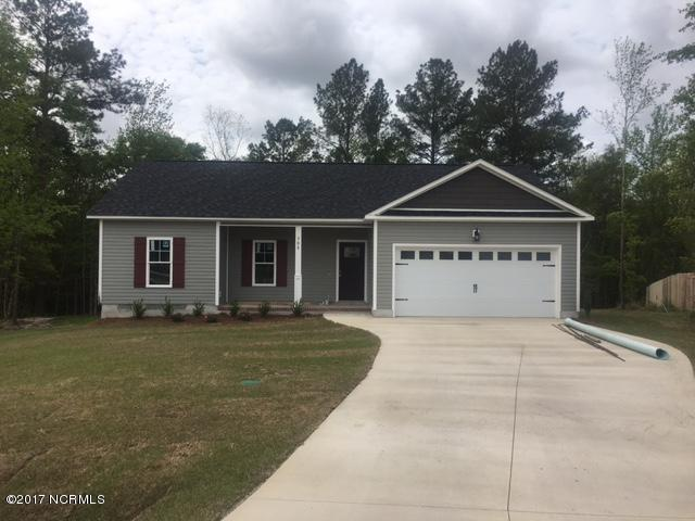 207 N Windy Ridge Road, Hubert, NC 28539 (MLS #100065435) :: Century 21 Sweyer & Associates