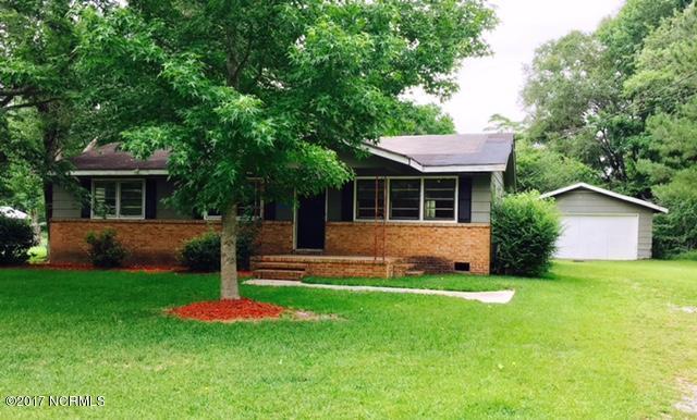 165 Brentwood Drive, Wilmington, NC 28401 (MLS #100065522) :: Century 21 Sweyer & Associates