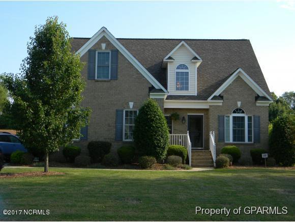 2344 Vicky Lane, Greenville, NC 27858 (MLS #100065975) :: Century 21 Sweyer & Associates