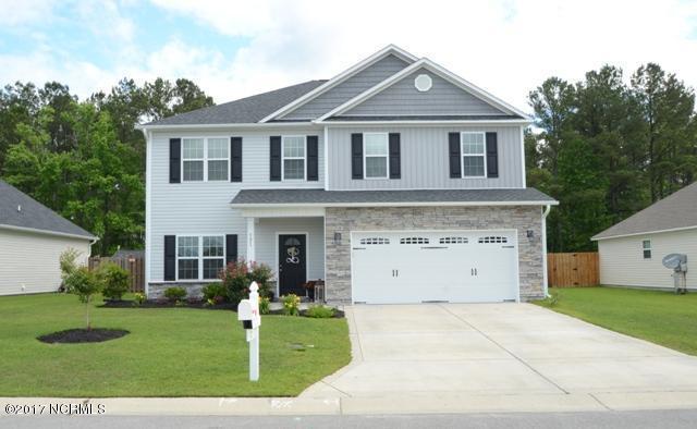 321 Merin Height Road, Jacksonville, NC 28546 (MLS #100066038) :: Terri Alphin Smith & Co.