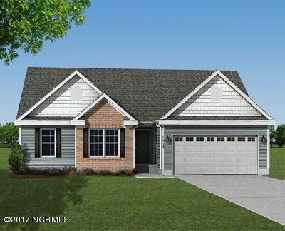 809 Emerald Park Drive, Winterville, NC 28590 (MLS #100066153) :: Century 21 Sweyer & Associates