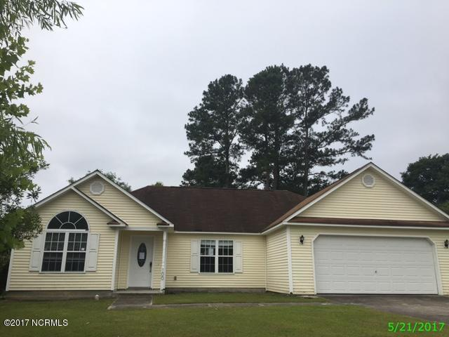 100 Butternut Circle, Jacksonville, NC 28546 (MLS #100066855) :: Century 21 Sweyer & Associates