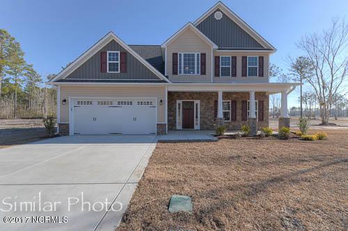 304 Strut Lane, Richlands, NC 28574 (MLS #100066939) :: Century 21 Sweyer & Associates