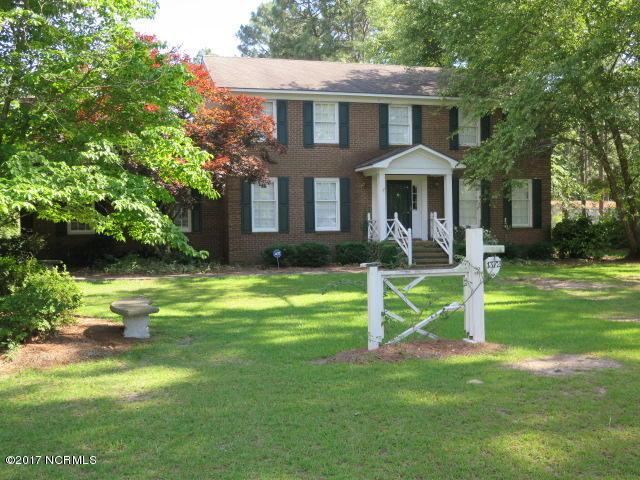 1372 Country Club Road, Salemburg, NC 28385 (MLS #100067054) :: Century 21 Sweyer & Associates