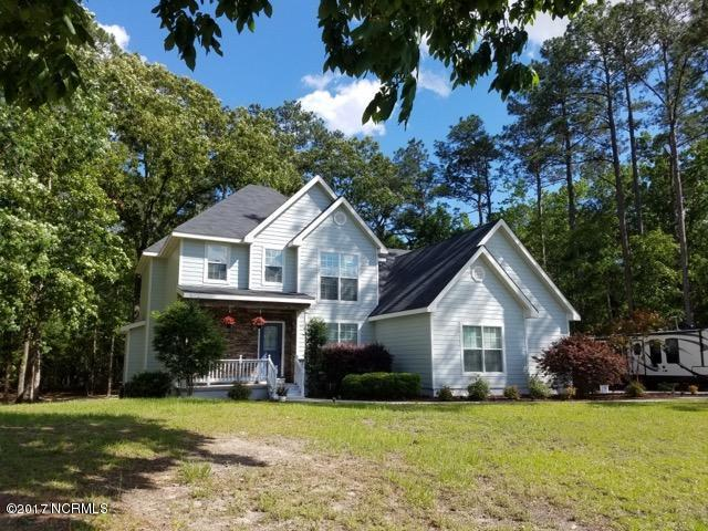 184 Country Club Drive SW, Shallotte, NC 28470 (MLS #100067060) :: Century 21 Sweyer & Associates