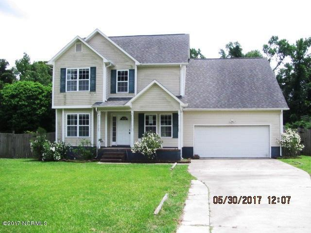 412 N Wilmington Street, Richlands, NC 28574 (MLS #100067499) :: Century 21 Sweyer & Associates