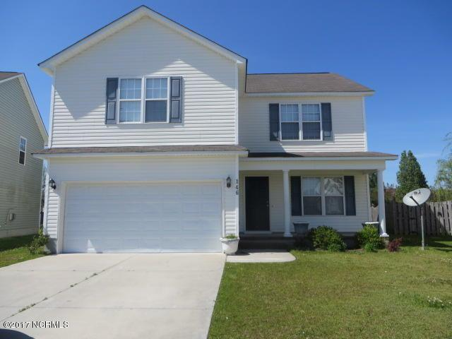 146 Durbin Lane, Jacksonville, NC 28546 (MLS #100067714) :: Century 21 Sweyer & Associates