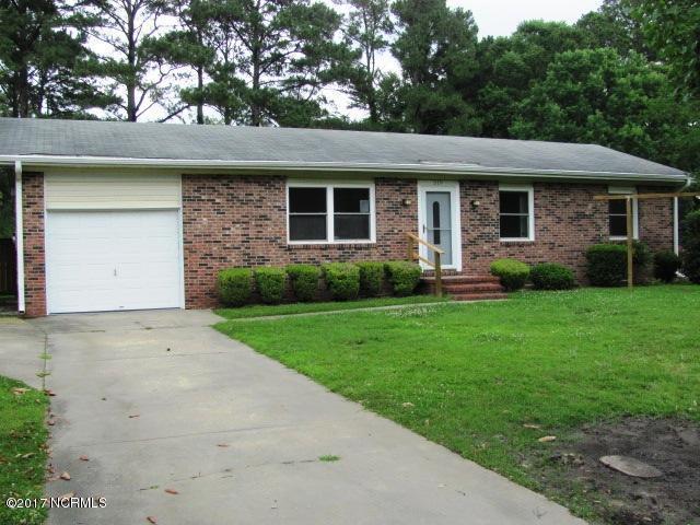 319 Cardinal Road, Jacksonville, NC 28546 (MLS #100068062) :: Century 21 Sweyer & Associates
