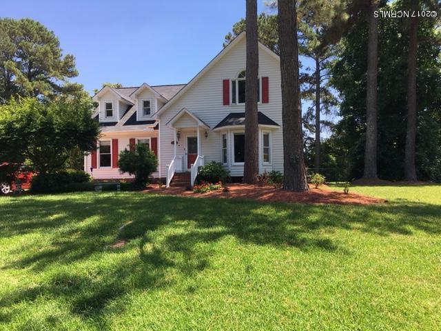 2606 River Chase Drive, Greenville, NC 27858 (MLS #100068169) :: Century 21 Sweyer & Associates