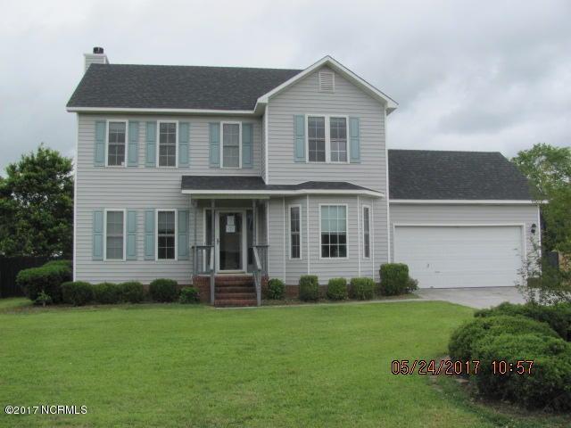 106 Sidney Lane, Jacksonville, NC 28540 (MLS #100068418) :: Century 21 Sweyer & Associates