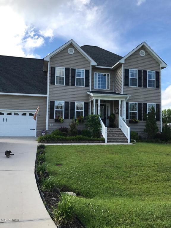 126 Weste Avenue, Jacksonville, NC 28540 (MLS #100068530) :: Century 21 Sweyer & Associates