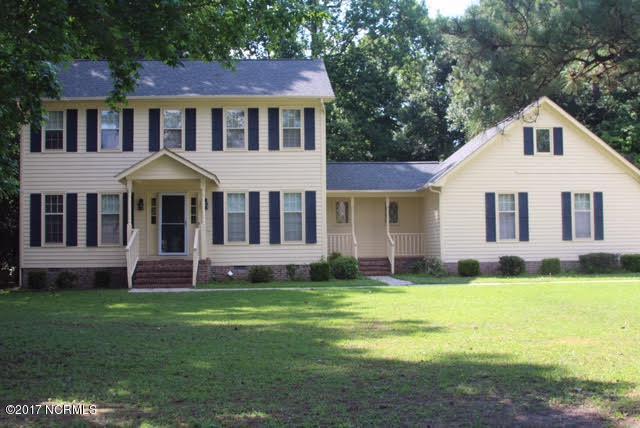 117 Aldersgate Road, Jacksonville, NC 28546 (MLS #100068591) :: Century 21 Sweyer & Associates