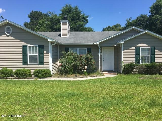 213 Winterberry Court, Jacksonville, NC 28540 (MLS #100068642) :: Century 21 Sweyer & Associates