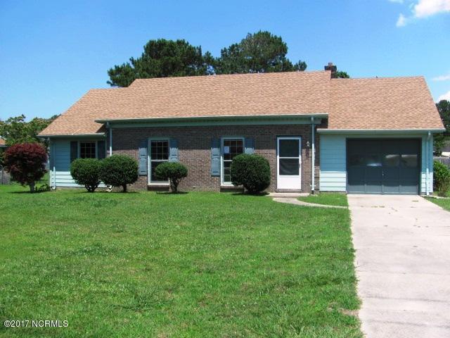 276 Riggs Road, Hubert, NC 28539 (MLS #100068777) :: Century 21 Sweyer & Associates