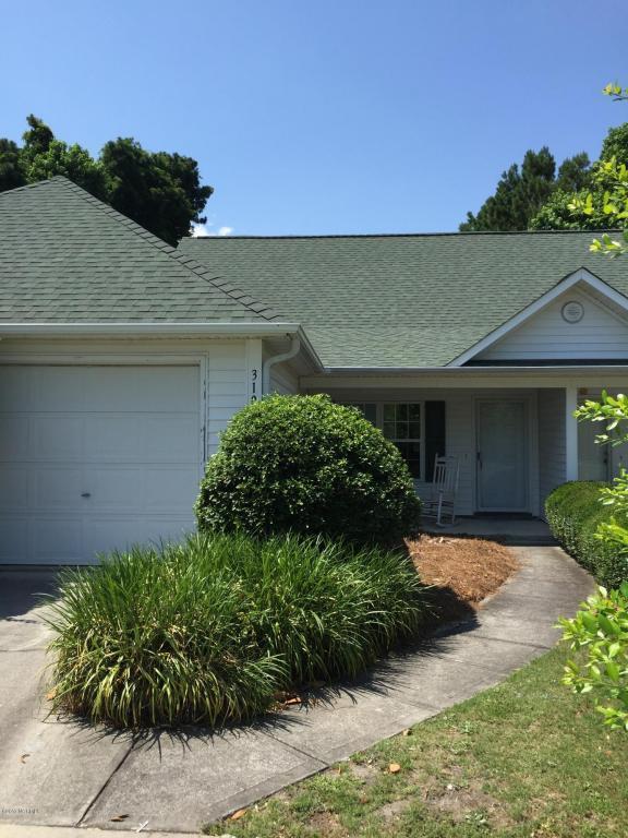 310 Emerald Cove Court #3, Wilmington, NC 28409 (MLS #100068813) :: Century 21 Sweyer & Associates