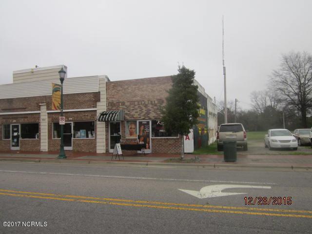505 Nash Street NE, Wilson, NC 27893 (MLS #100068891) :: Century 21 Sweyer & Associates