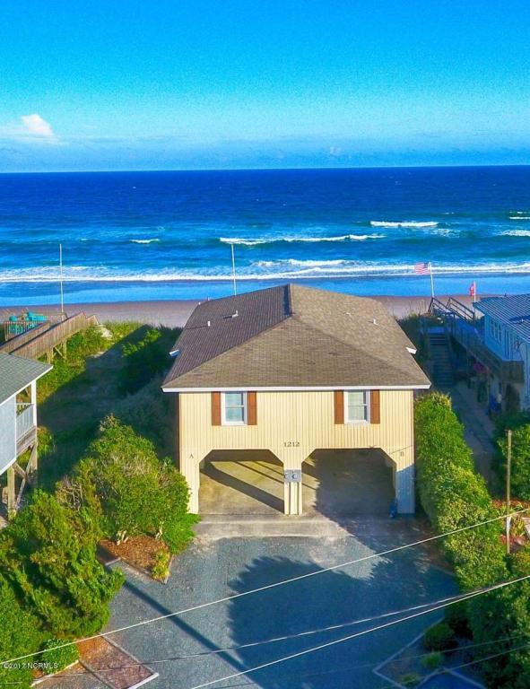 1212 S Shore Drive, Surf City, NC 28445 (MLS #100068919) :: Century 21 Sweyer & Associates