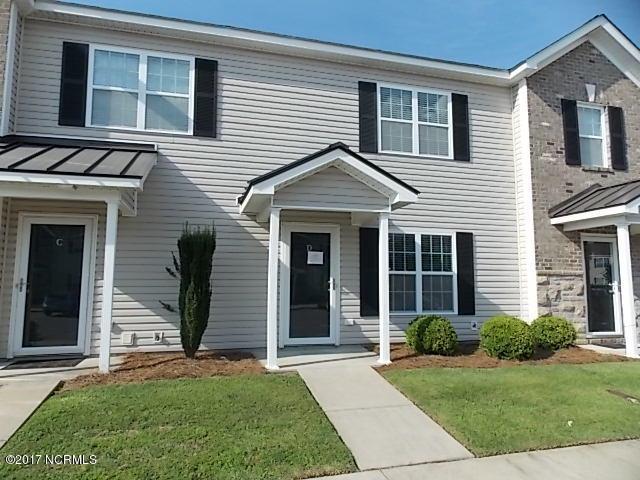 104 Chandler Drive D, Greenville, NC 27834 (MLS #100069076) :: Century 21 Sweyer & Associates