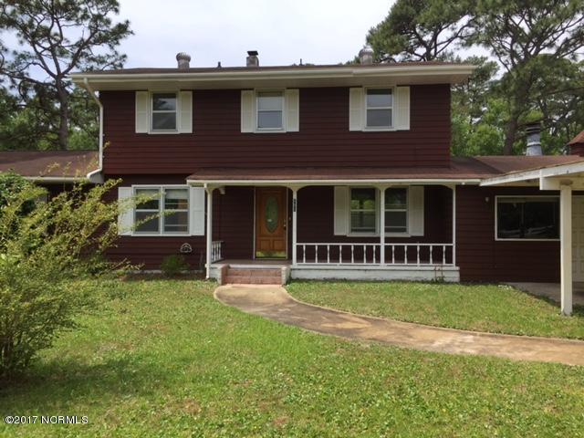 154 Florida Park Road, Newport, NC 28570 (MLS #100069210) :: Century 21 Sweyer & Associates