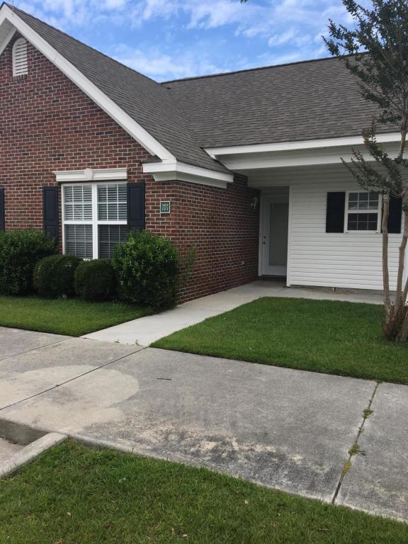 3013 Lauren Place Drive #103, Wilmington, NC 28405 (MLS #100069532) :: Century 21 Sweyer & Associates