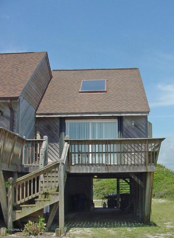 45 Topsail Villas, North Topsail Beach, NC 28460 (MLS #100069542) :: RE/MAX Essential