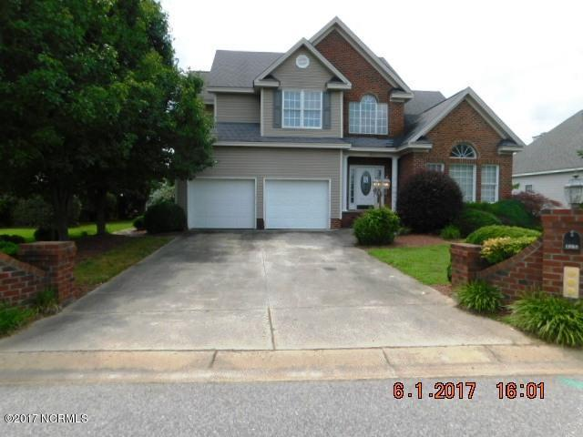 1008 Spring Forest Drive, Rocky Mount, NC 27803 (MLS #100069556) :: Century 21 Sweyer & Associates